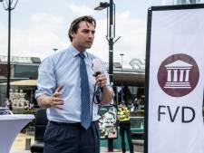 Statenleden in Oost-Nederland breken met Forum voor Democratie: 'Wij willen niet geassocieerd worden met nazi-ideeën'