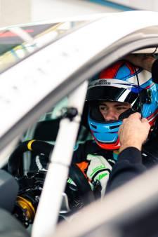 Nieuw avontuur van autocoureur Thijmen Nabuurs begint in Imola