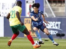 AZ'er Sugawara debuteert in Stadion Galgenwaard voor Japan