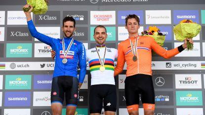 KOERS KORT (08/09). Schurter triomfeert voor eigen volk op WK mountainbike, Van der Poel pakt knap brons - Gloednieuw wielermuseum plechtig geopend