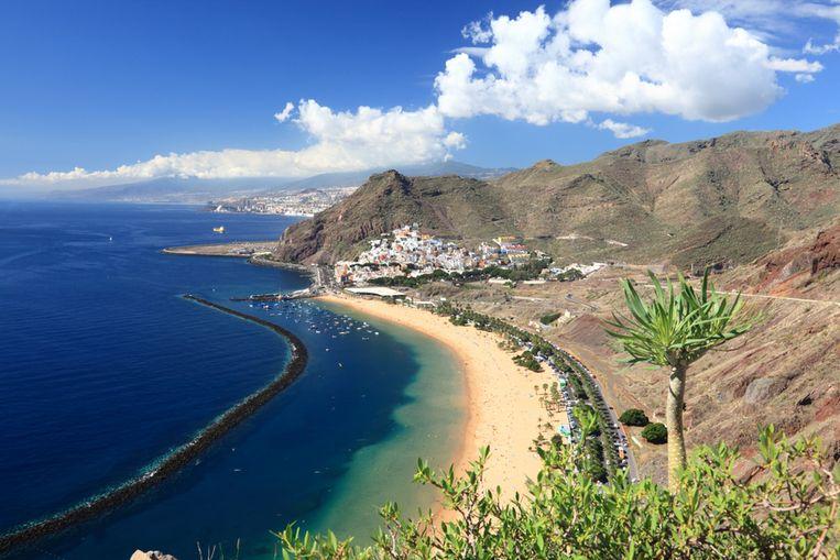 Tenerife, het grootste Canarische Eiland.