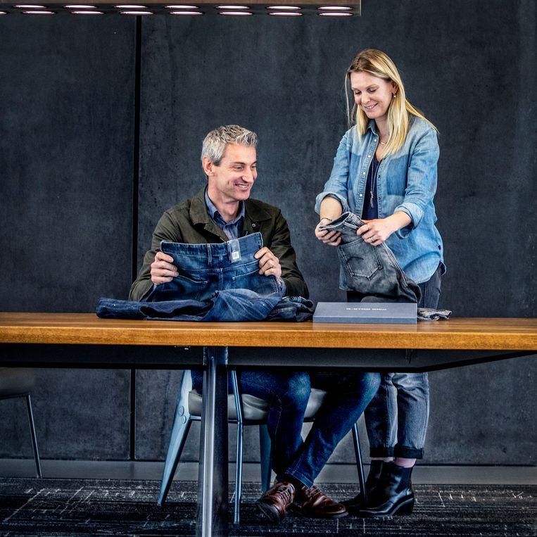 Nederlanders gaan voor duurzame spijkerbroek Vakblad