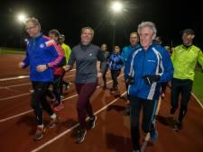 Nu of nooit voor hardloper Paul van Uhm (68) uit Ermelo; op weg naar zijn eerste marathon