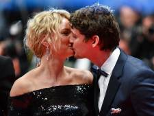 Virginie Efira et Niels Schneider: l'amour fou sur le tapis rouge