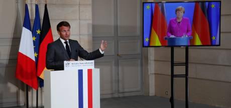 500 milliards d'euros pour l'Europe: le plan de relance proposé par Macron et Merkel