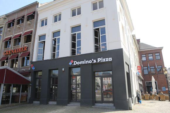 Domino's Pizza opent vrijdag 26 april de deuren.