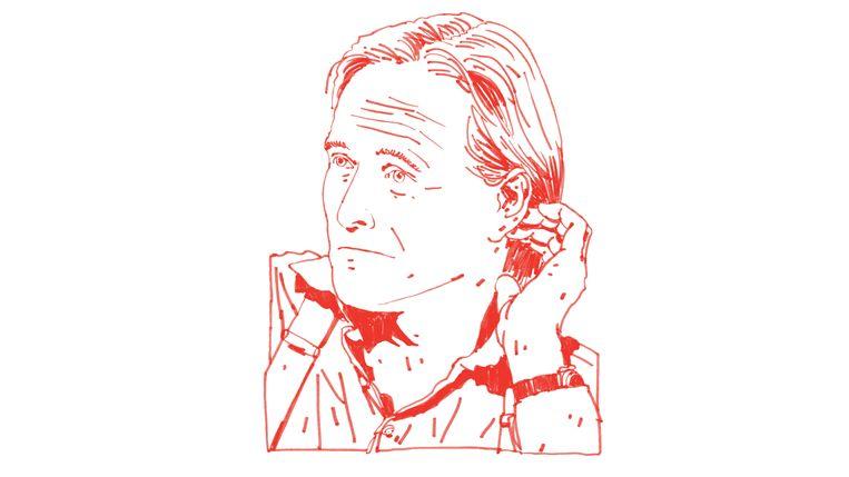 Jort Kelder. Beeld Joost Stokhof