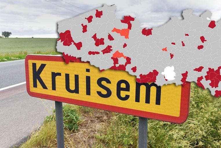 De nieuwe naam van de fusiegemeente tussen Kruishoutem en Zingem, die al vrijwillig fuseren.