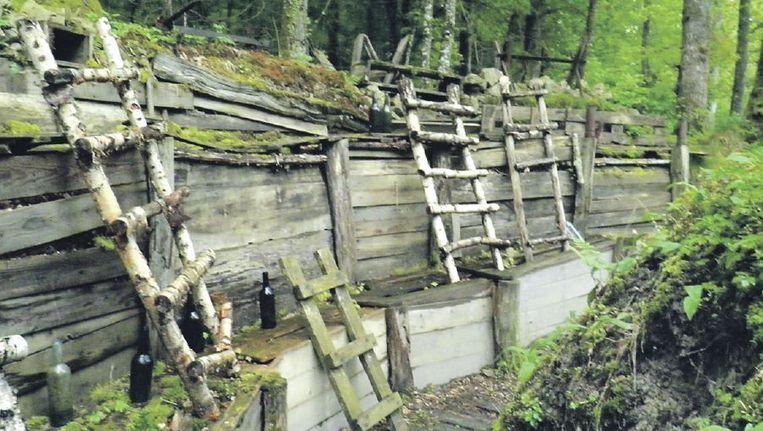 Camp Moreau Beeld Jeroen den Blijker