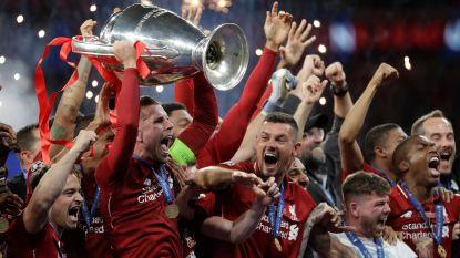Liverpool is door recordreeks zowaar al zeker van Champions League volgend seizoen