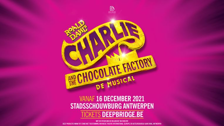Affiche Charlie and the Chocolate Factory