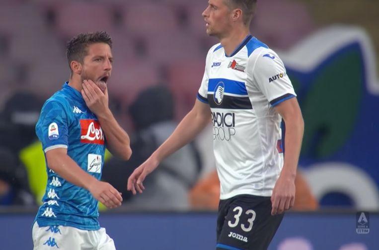 Mertens kan vandaag zijn 115de goal voor Napoli maken.