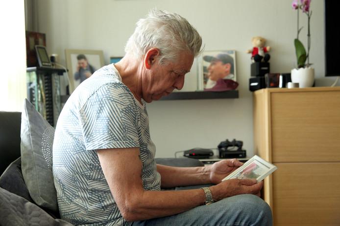 Kees van der Leeden: ,,Ik had Robby zó graag hier op de bank willen zetten om die ene vraag te stellen: wat bezíelde je nou?''