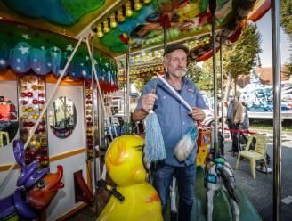 Tongeren Kermis opent met huldiging voor Robert Vanlingen voor zijn 55ste deelname