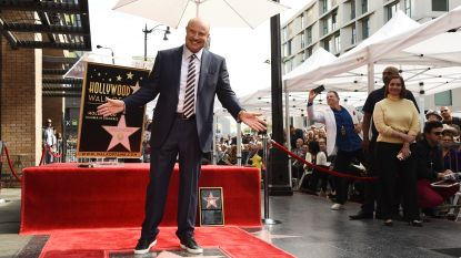 IN BEELD. Tv-psycholoog Dr. Phil krijgt ster op Hollywood Walk of Fame