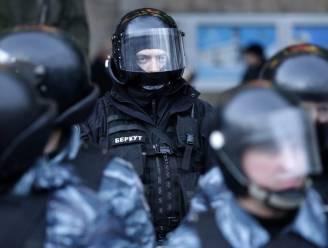 Politieagenten in de cel voor verkrachting in Oekraïne