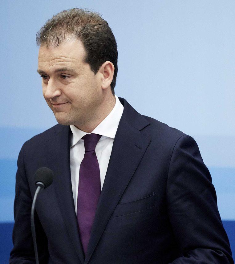 Vice-premier Lodewijk Asscher Beeld ANP