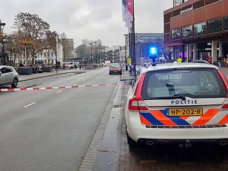 Fietsster geschept op Schouwburgring Tilburg, automobilist aangehouden