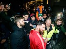 Messi in Eindhoven: 'Zo'n kans krijg je maar één keer in je leven'