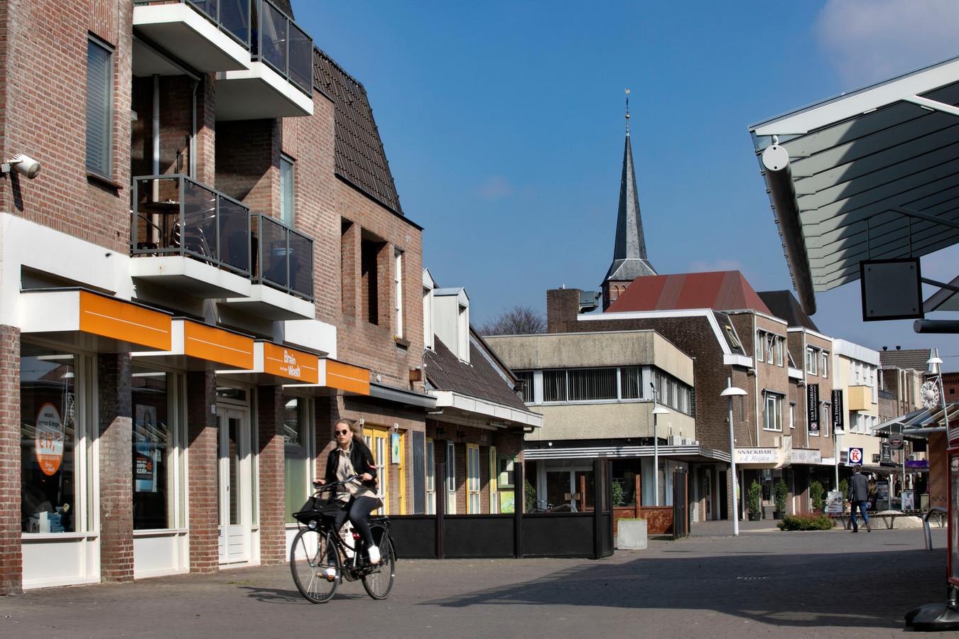 Winkelcentrum den Hof in Aalst.
