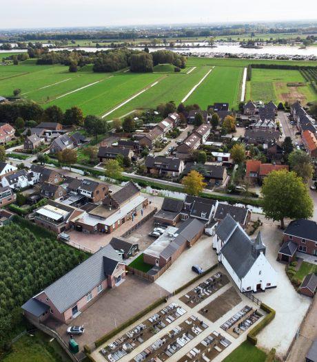 Lopikerkapel wil niets weten van nieuwe woonwijk IJsselstein: 'Straks worden we opgeslokt door de stad'
