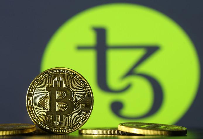 De bitcoin is in 48 uur meer dan 1.000 dollar in waarde gedaald.