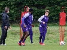 Anderlecht suspend ses entraînements et envoie ses joueurs à domicile