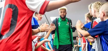 Vilhena blijft 'lekker bij Feyenoord'