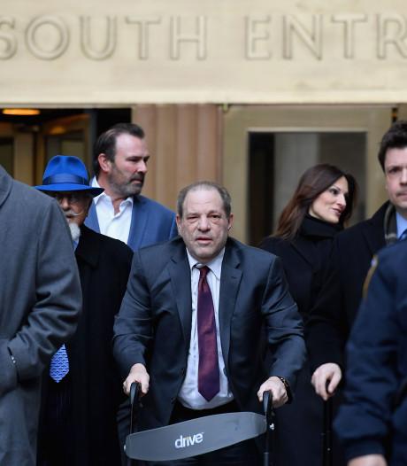 Advocaat: Weinstein alleen schuldig aan overspel