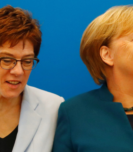 CDU-voorzitter noemt AfD 'een echt probleem in Duitsland'