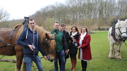 Bier 9PK voedt passie voor werkend trekpaard