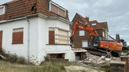 Aannemer sloopt villa waar transmigranten verbleven