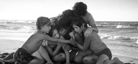 Zwart-witte Netflix-film Roma serieuze Oscarkandidaat