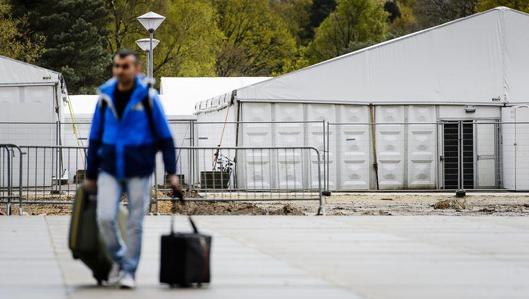De IND registreerde 989 eerste asielaanvragen. Beeld anp