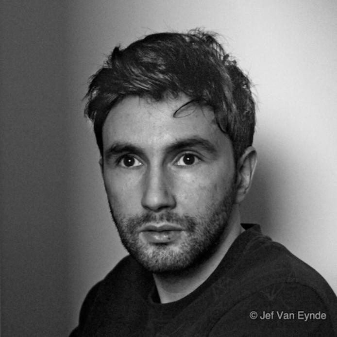 Fikry El Azzouzi,  Writer in residence 2019 bij Tilt