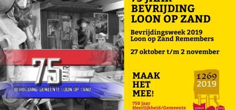 Loon op Zand viert 75 jaar bevrijding met week vol herdenkingsactiviteiten