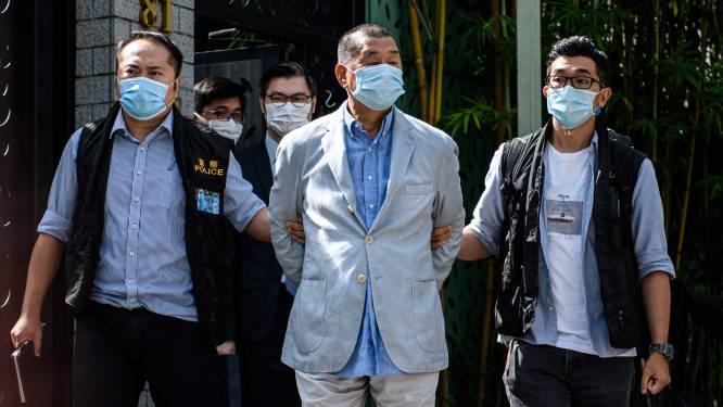 Europese Unie waarschuwt voor verstikking vrije pers in Hongkong