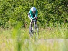 Löwik tweede in tijdrit topcompetitie Emmen