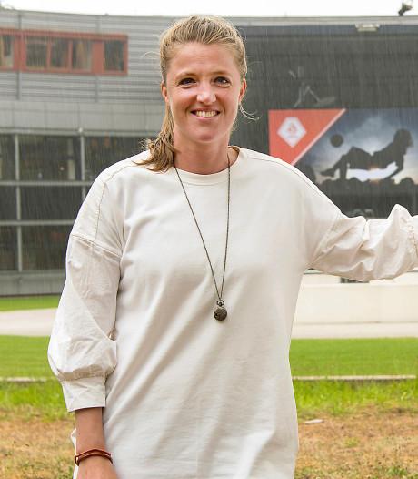 Kirsten van de Ven moet het vrouwenvoetbal verder ontwikkelen