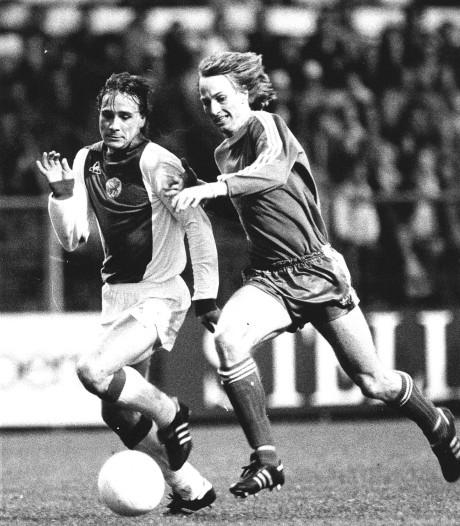 Adrie Koster sprong bij PSV als speler al niet uit de band