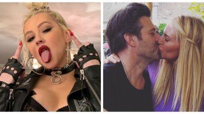 SHOWBITS. Christina Aguilera blaast 38 kaasjes uit en Sergio Herman haalt tweede Michelinster binnen