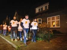 Eerste Blue Monday Walk in Steenwijk: 'Wandelen is een manier om de pauzeknop in te drukken'