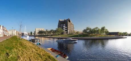Mogelijk nieuw ontwerp omstreden woontoren Harderwijk