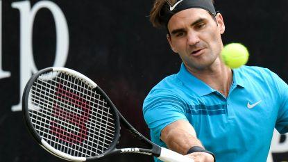 Federer bereikt finale in Stuttgart en is opnieuw nummer één van de wereld - Franse eindstrijd op Rosmalen