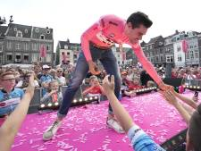 Met superfan Jannie naar huldiging Tom Dumoulin