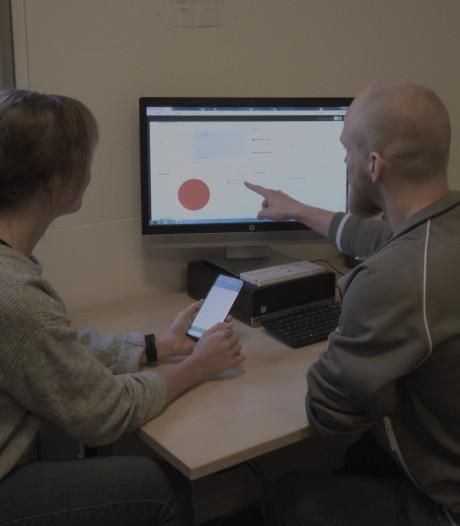 Tjarco Koppenaal uit Eindhoven gaat lage rugpijn te lijf met een app