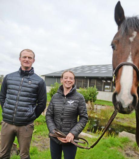 Nina en Tarik kopen manege in Rijssen en gaan locatie omtoveren: 'Deze plek is ideaal'