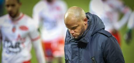 Anderlecht sauve un point à la dernière minute à Mouscron