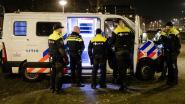 Traditioneel vreugdevuur verboden: al heel de week onrustig in Den Haag