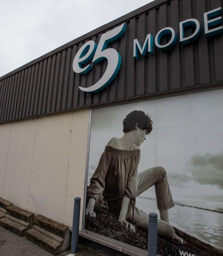 Le tribunal de l'entreprise a tranché: la famille De Sutter peut reprendre E5 mode